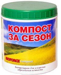 Средство для компоста BIOFORCE Compost